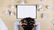 Für jeden Dritten nimmt der Stress im Job zu