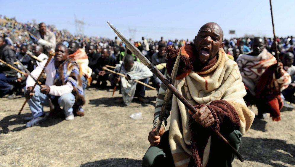 Photo Gallery: The Marikana Massacre and the ANC