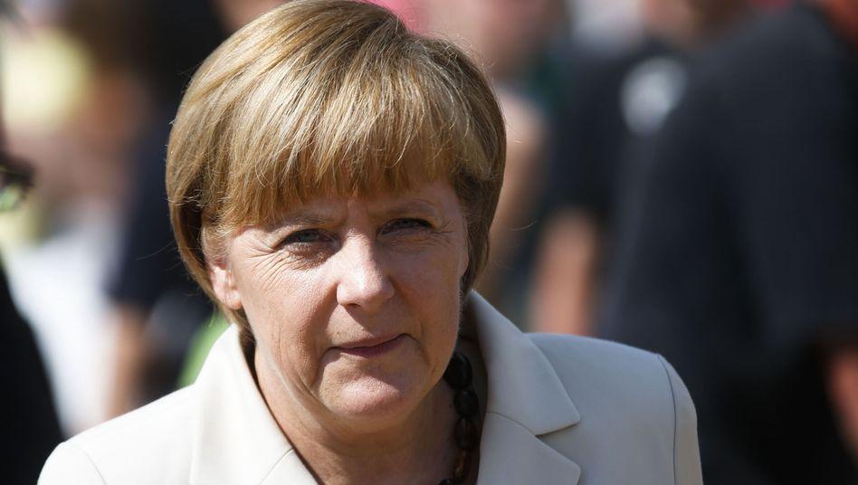 """Kanzlerin Merkel: """"Deutschland muss sich im Internet schützen"""""""