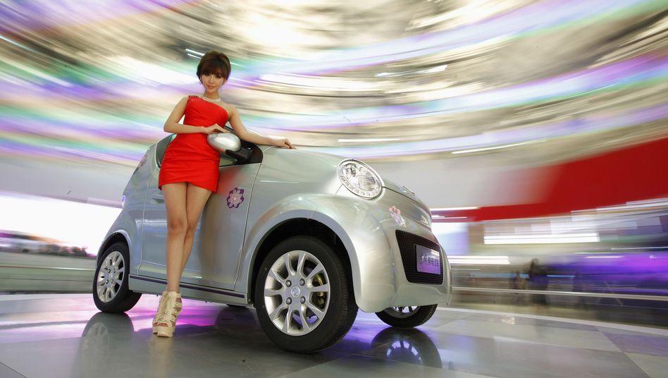 Chinesisches Elektroauto