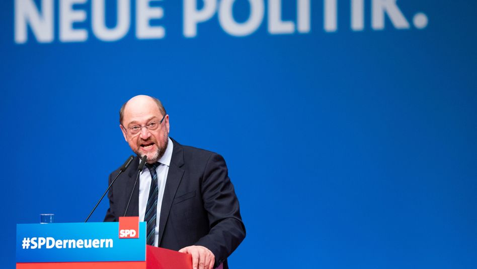Martin Schulz (April 2018)