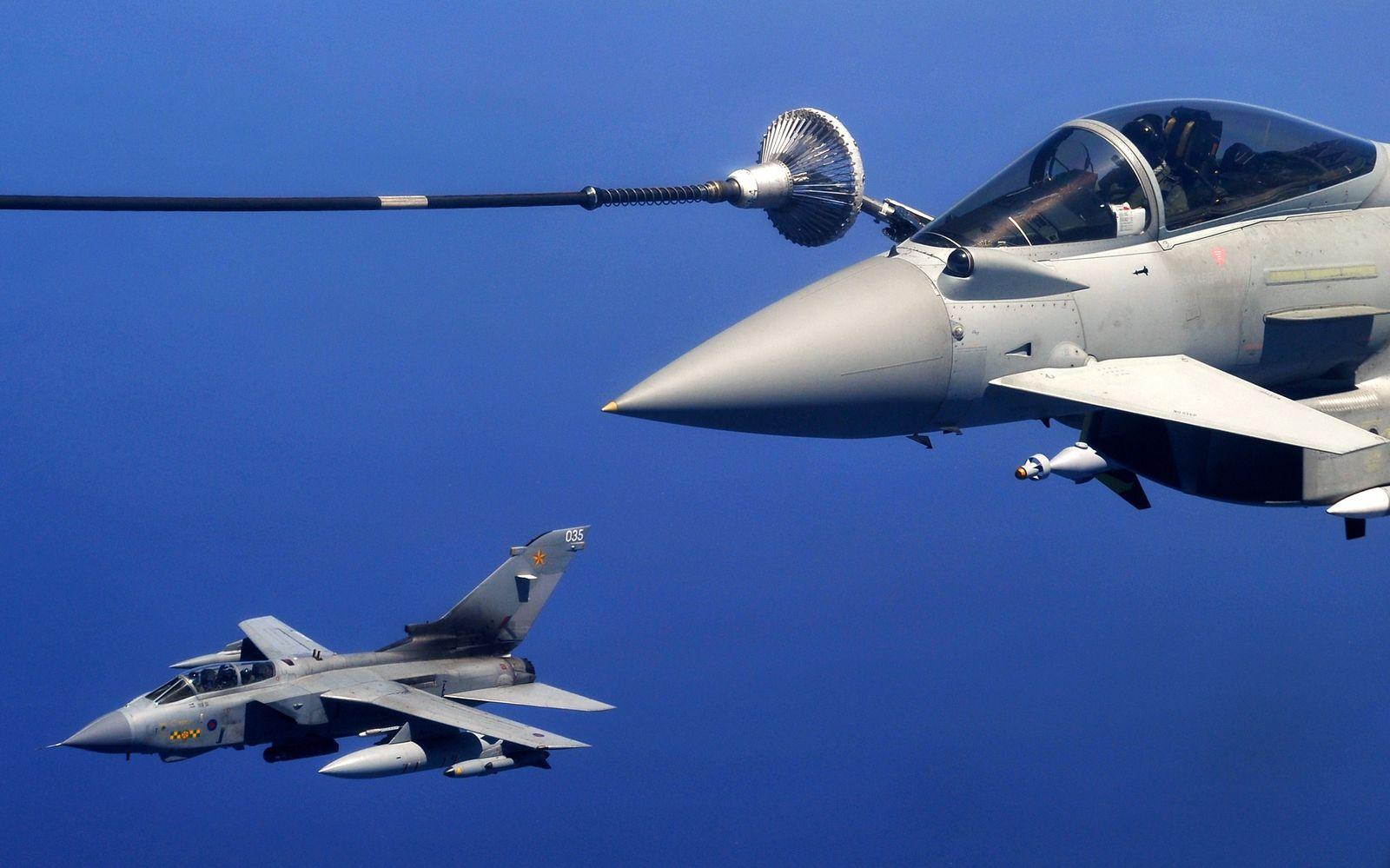Libyen/ NATO Jets