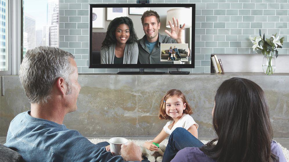 Google-Fernsehen aus der Box: Logitech Revue