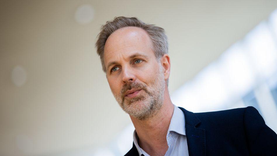 Sebastian Fiedler, Chef der Kripogewerkschaft BDK