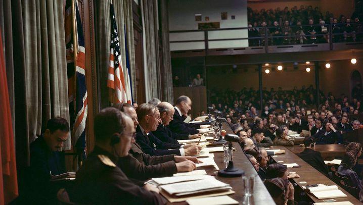 NS-Verbrecher vor Gericht: Die Nürnberger Prozesse