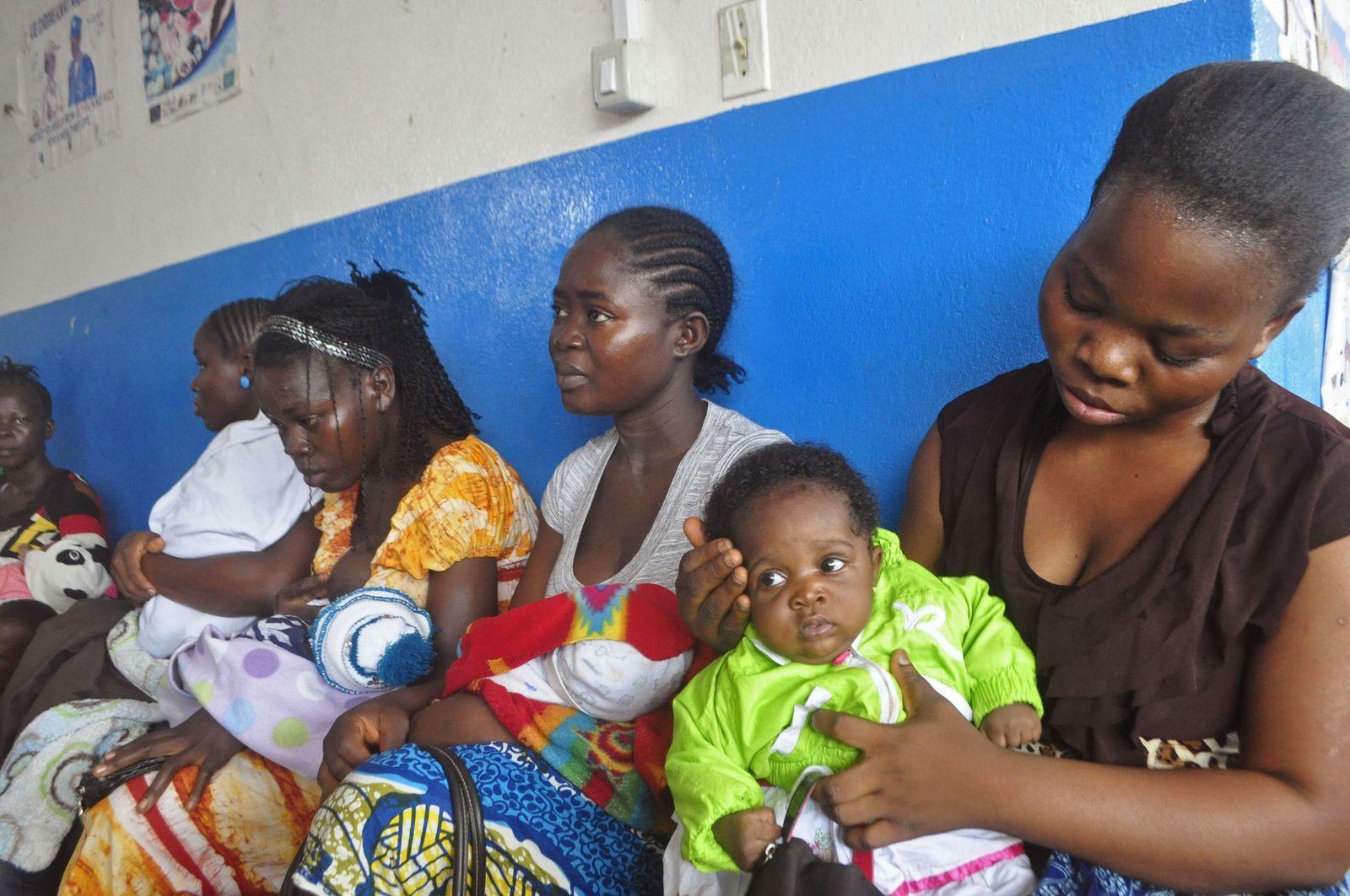Liberia Ebola The Other Emergency