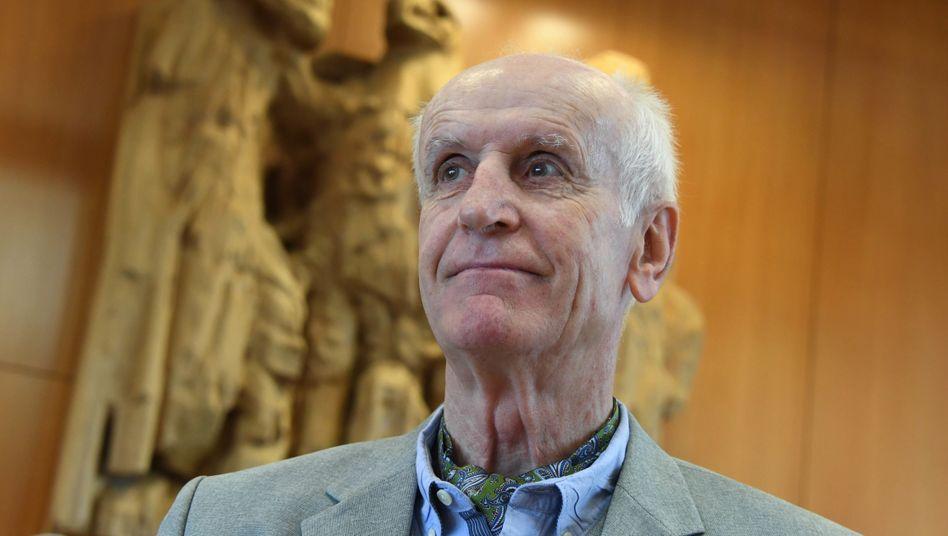 AfD-Politiker Albrecht Glaser
