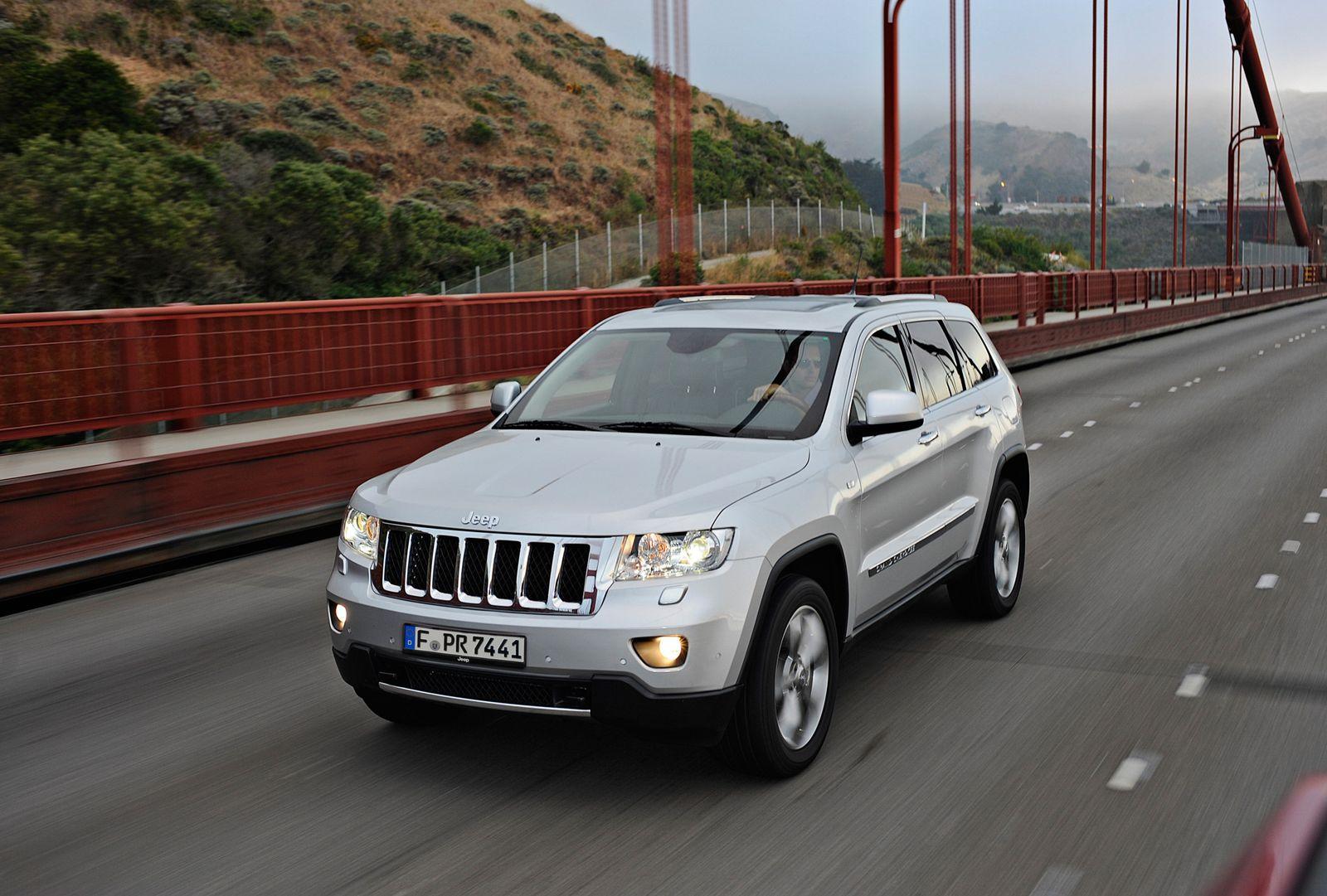 2010 / Jeep Grand Cherokee