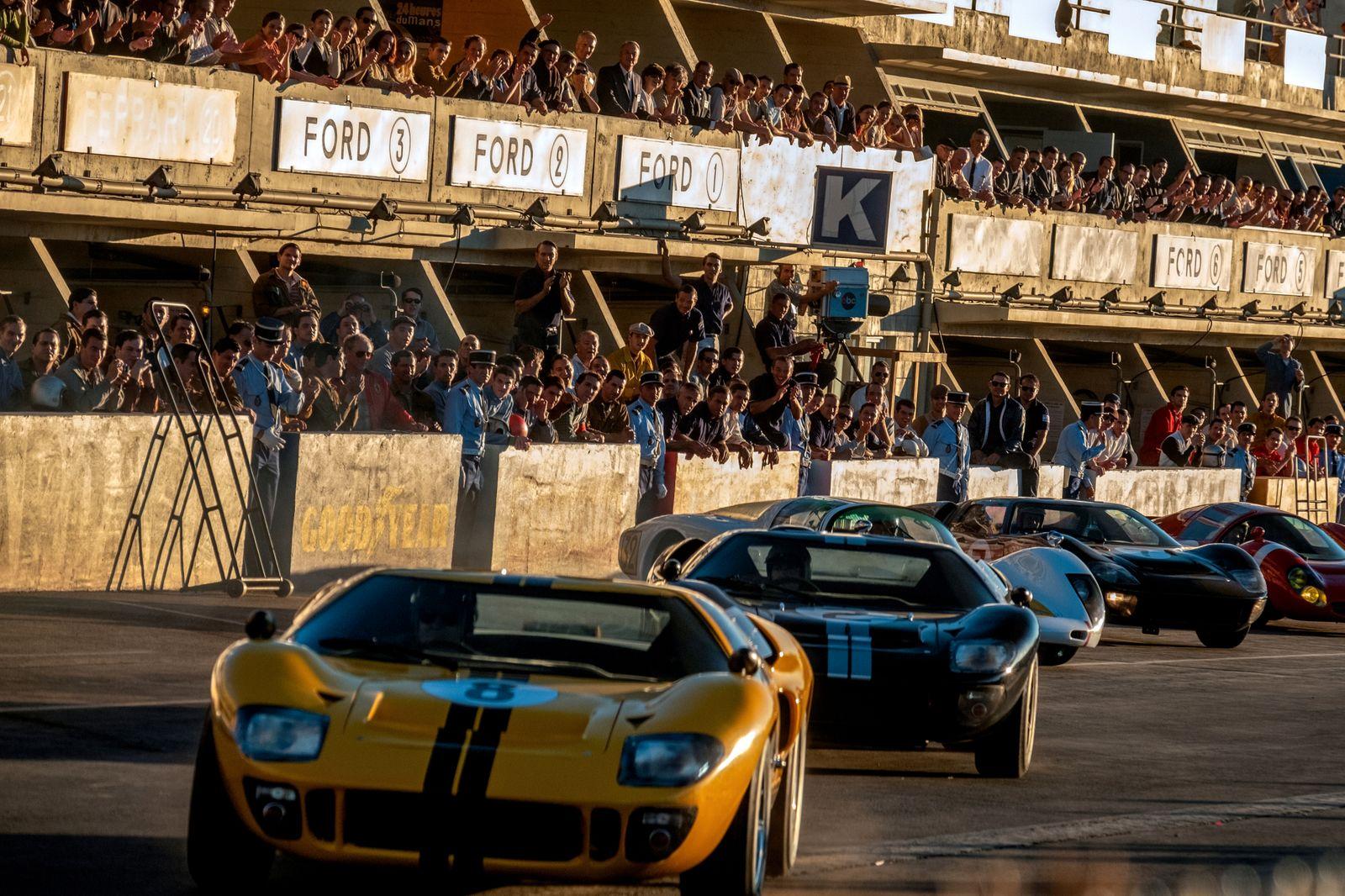 Film/ Le Mans 66 - Gegen jede Chance