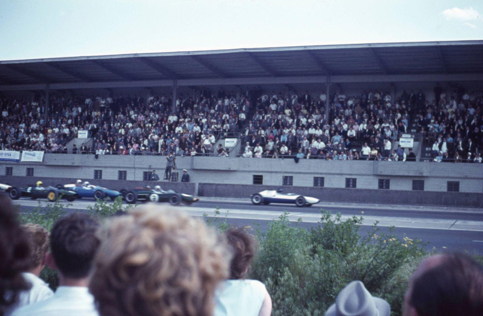 Berlin GER Berlin ca 1964 AVUS Rennen *** Berlin GER Berlin ca 1964 AVUS race