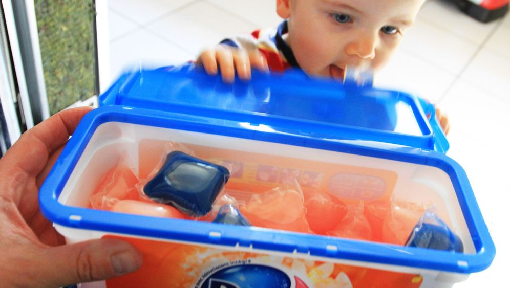 Gelpacks: Bunt, weich und Gift für Kinder