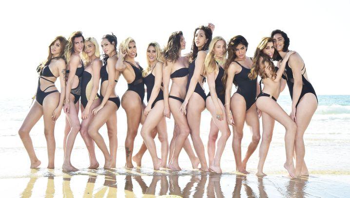 """Schönheitswettbewerb: Wer wird """"Miss Trans"""" in Israel?"""