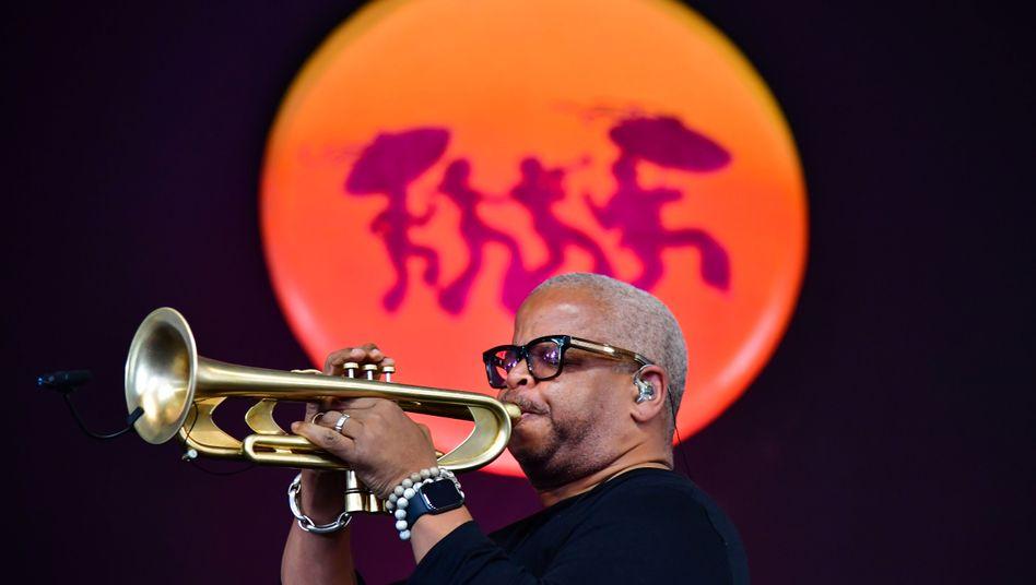 Jazz-Trompeter und Opern-Komponist: Terence Blanchard ist der erste Schwarze, dessen Werk an der Metropolitan Opera gespielt wird