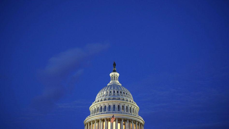 US-Kapitol in Washington: Demokraten müssen ein Zeichen setzen