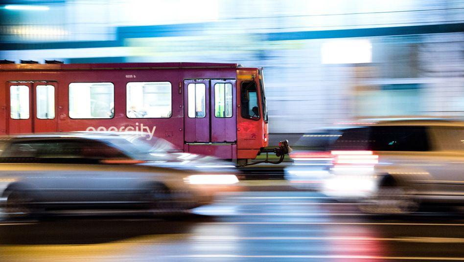 Stadtbahn in Hannover (Symbolbild)