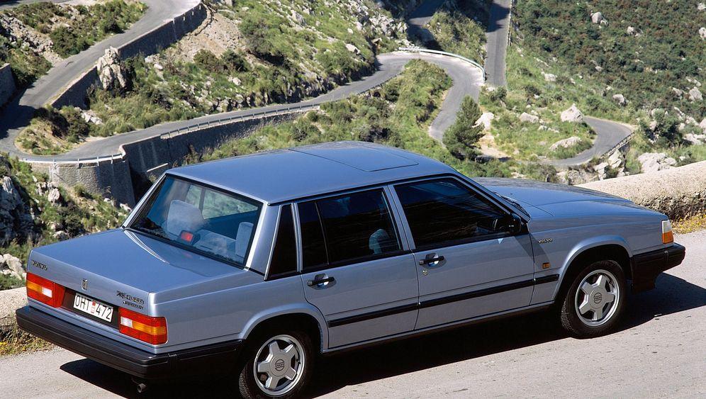 Günstige Oldtimer - Volvo 740/760: Schwedischer Blockbuster