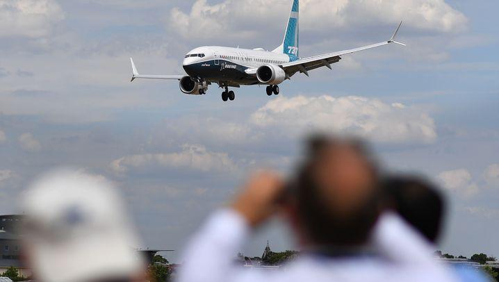 Fotostrecke: Duell der Flugzeugbauer