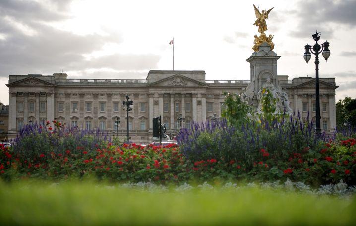 Den Royals fehlen Eintrittsgelder, zum Beispiel vom Buckingham-Palast