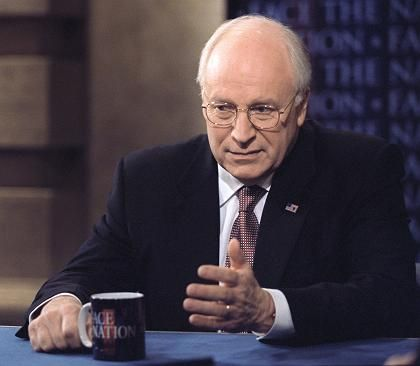"Dick Cheney: ""Kein Kommentar"""