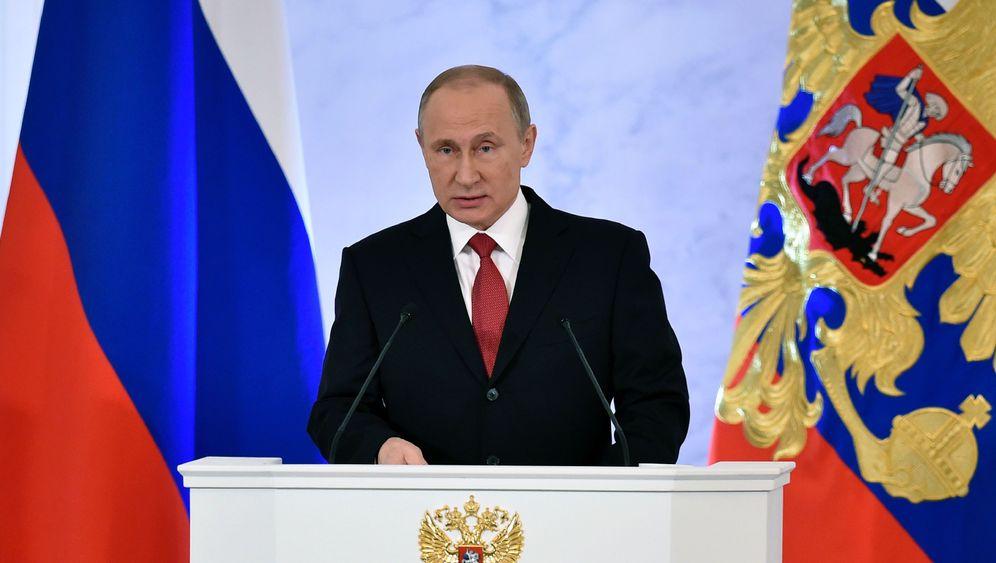 Putins Ansprache: Alle Jahre wieder