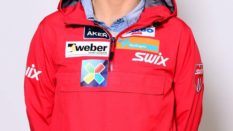 Norwegische Langläuferin Vibeke Skofterud