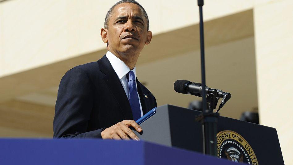 Assads Chemiewaffen: Obama in der Syrien-Falle