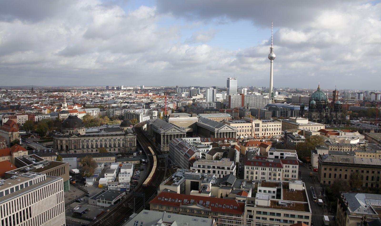 Berlin / Skyline