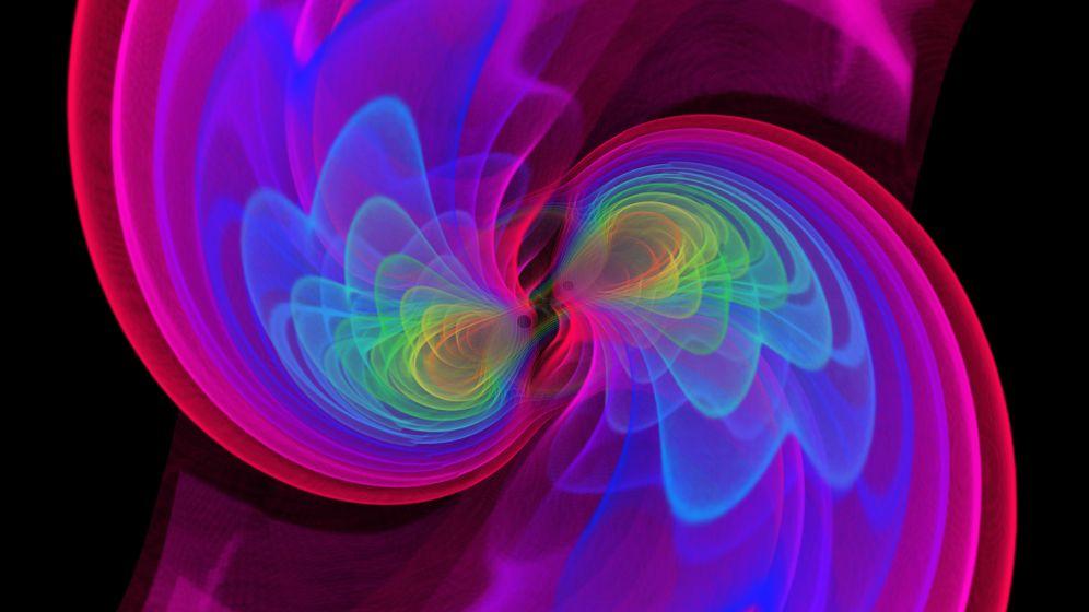 Erfolgreiche Suche: Das sind Einsteins Wellen