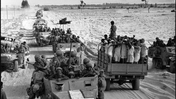 Sechstagekrieg 1967: Der Sieg, der keiner war