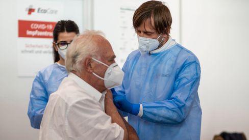 Der Andrang auf Corona-Impfungen ist groß (Symbolbild)