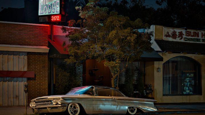 """Bildband """"Sleeping Cars"""": Gute Nacht, mein Schatz"""
