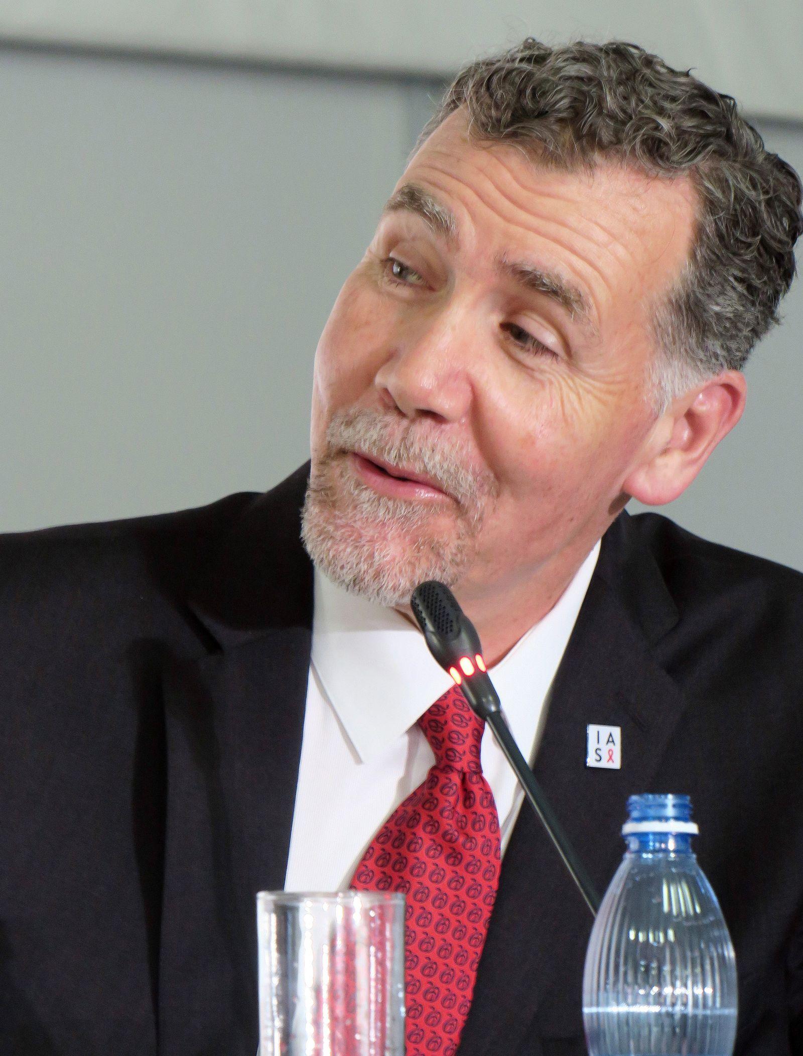 Chris Beyrer/ Welt-Aids-Konferenz