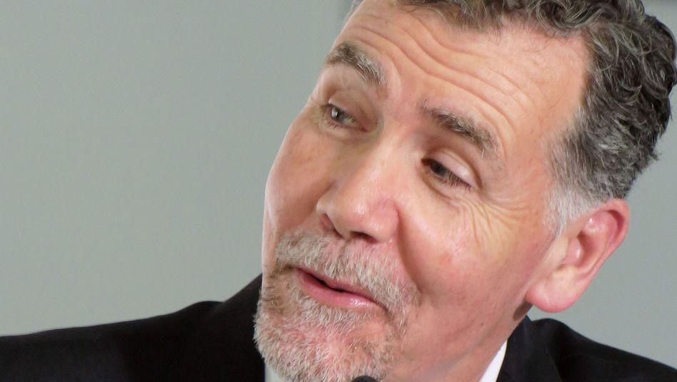 Chris Beyrer, Präsident der Internationalen Aids-Gesellschaft