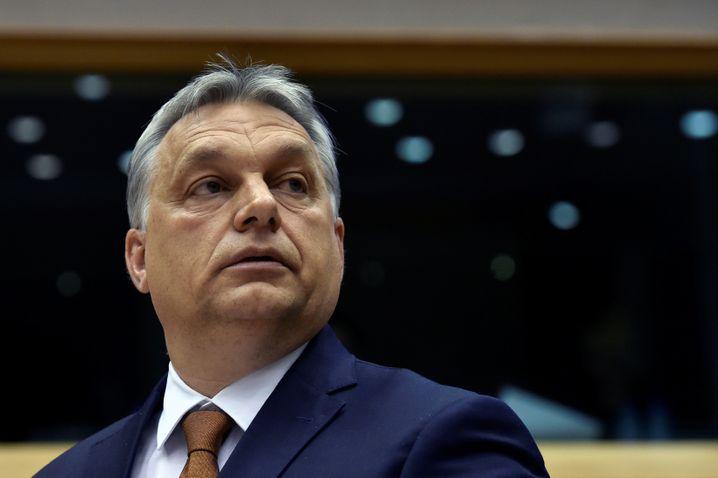 Ungarischer Premier Orbán