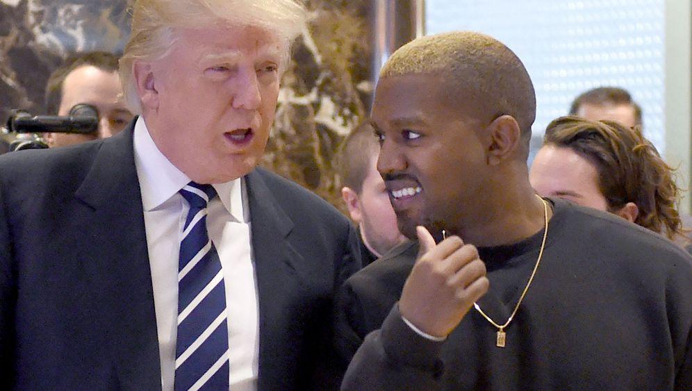 Kanye West: Gelöschte Erinnerung