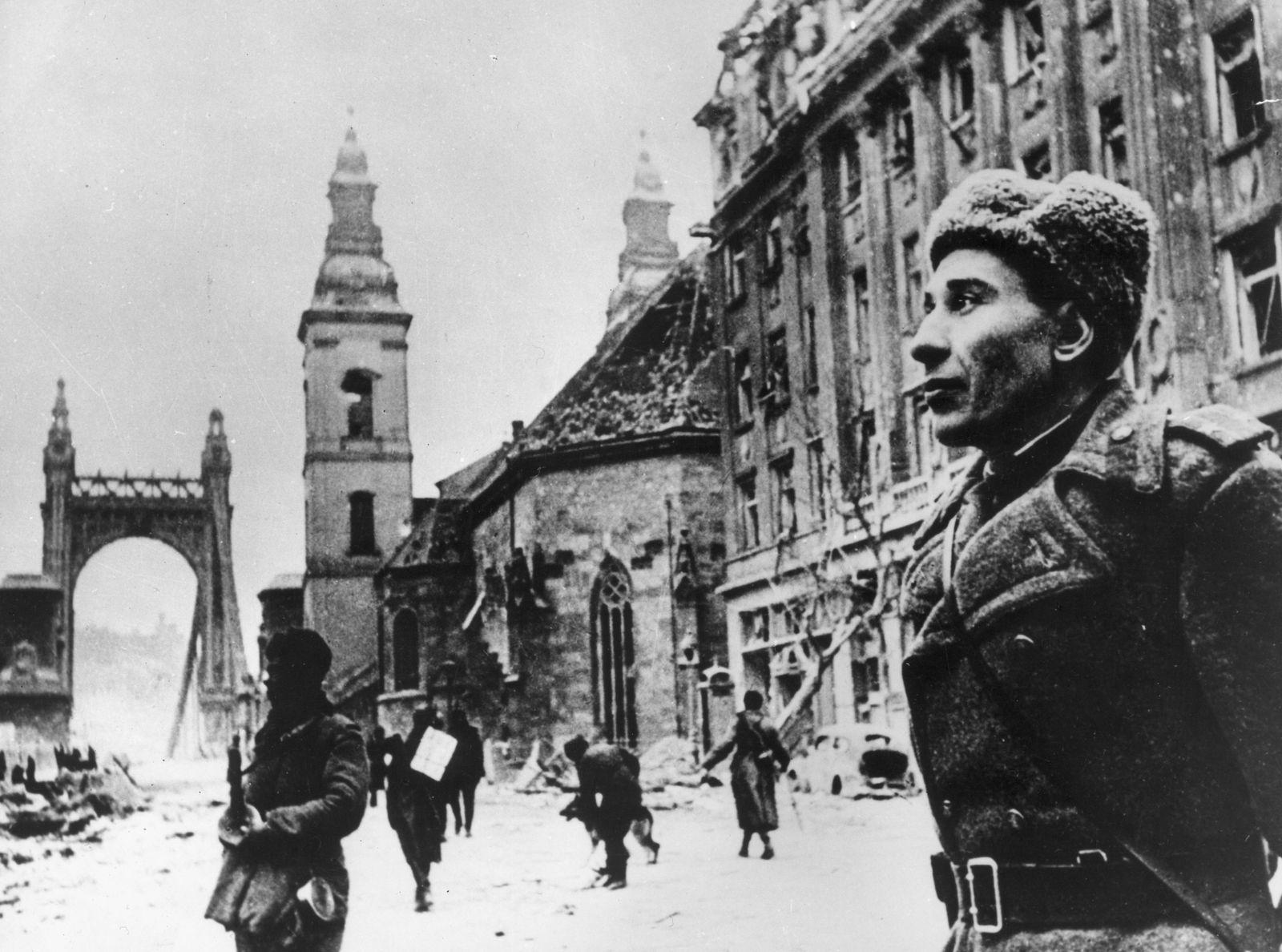 Budapest / 2. Weltkrieg / WK II