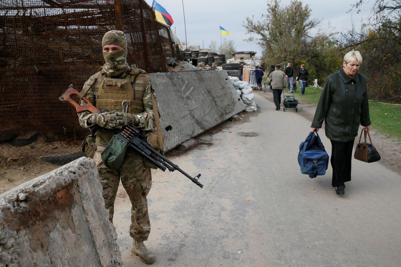 Luhansk Soldat