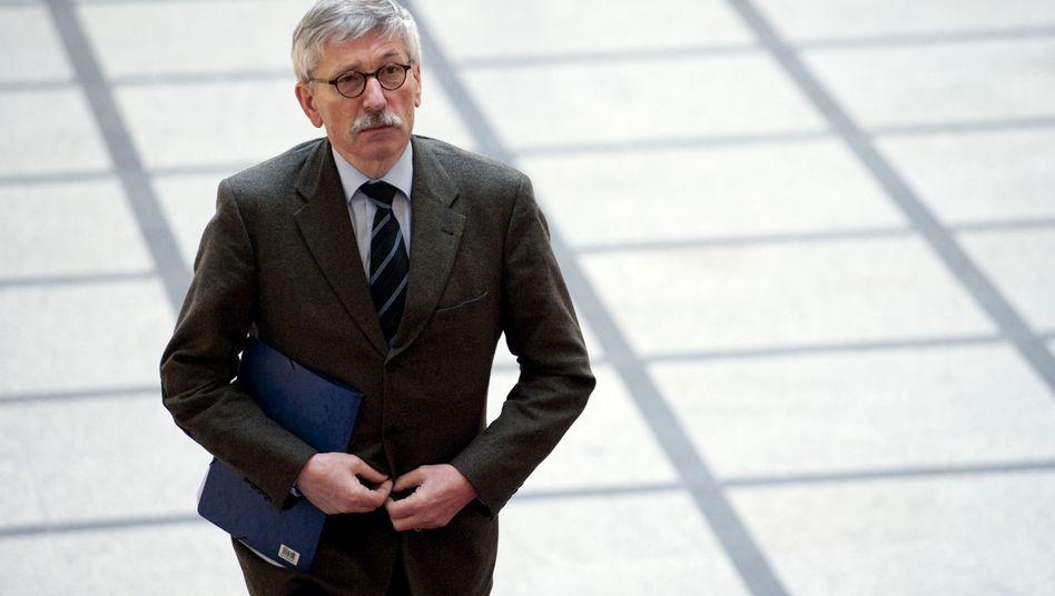 """Bundesbankvorstand Sarrazin: """"Jede Provokation hat ihre Grenzen."""""""