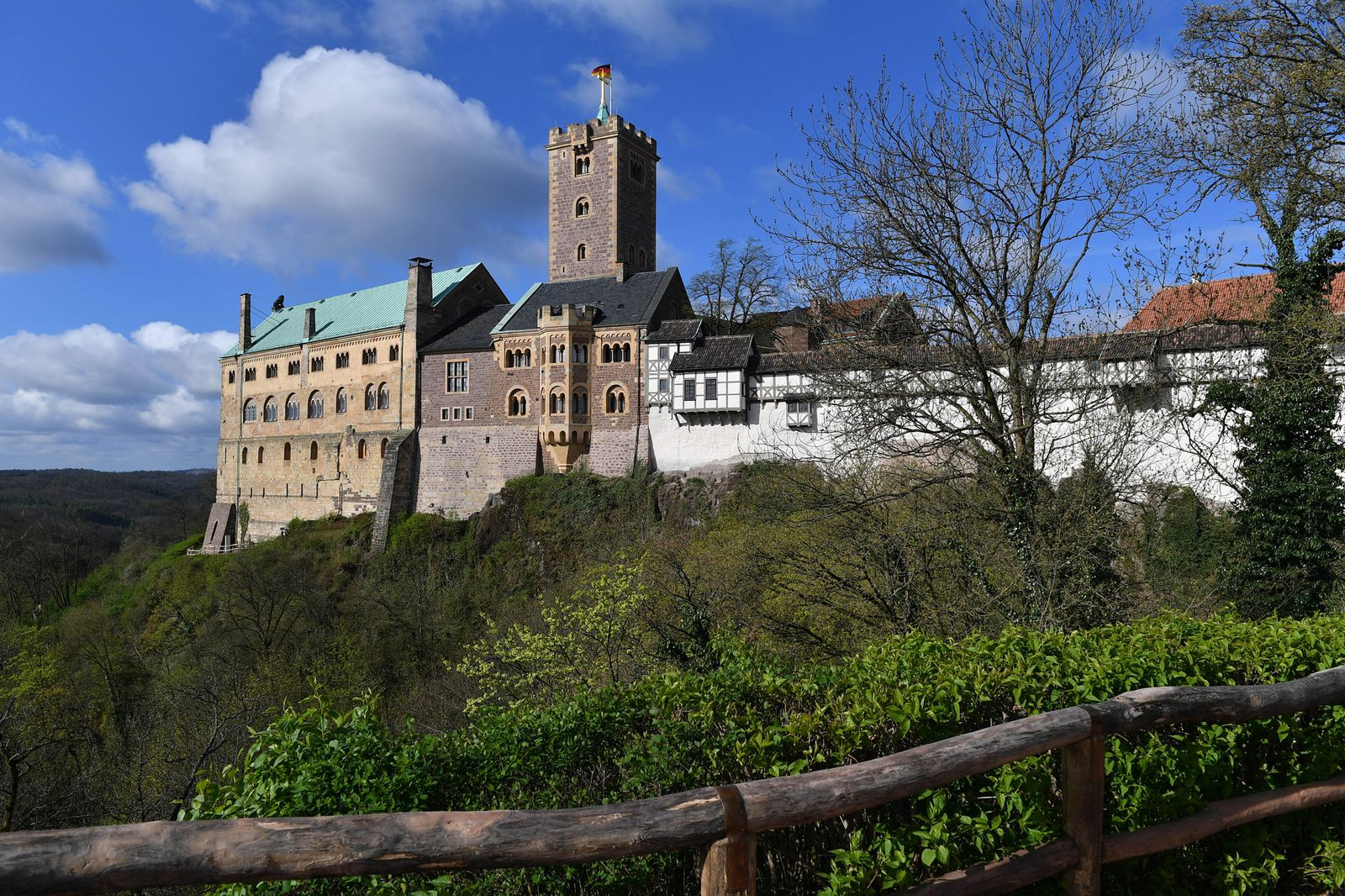 Bundesland / Wartburg