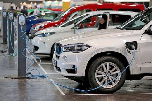 BMW X5 als Plug-in-Hybrid