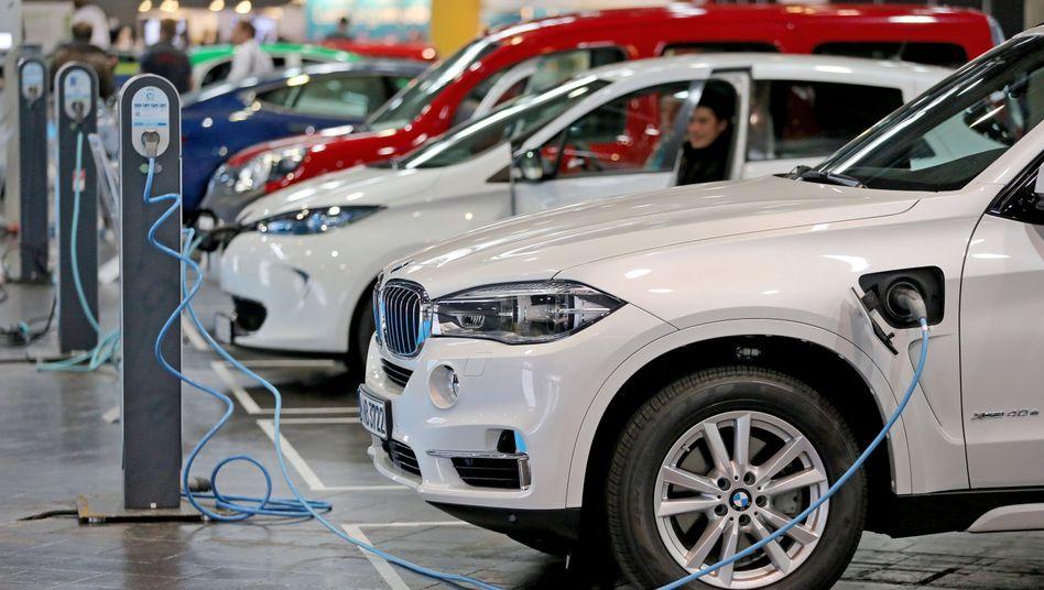 Plug-in-Hybride erlebten 2019 einen Boom, werden künftig jedoch wohl von E-Autos verdrängt werden
