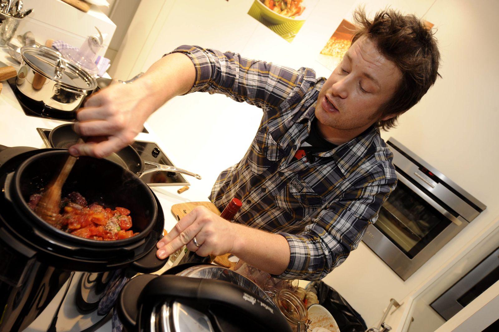 NICHT VERWENDEN Jamie Oliver