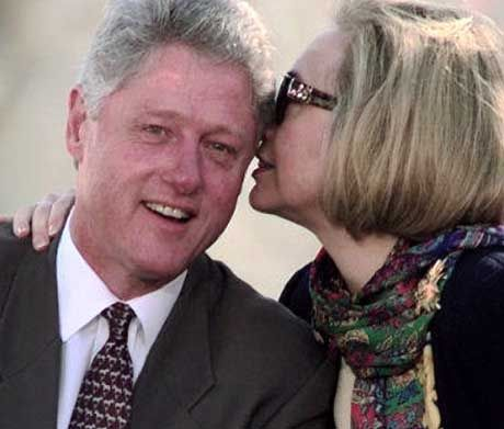 """Von Hillary zu Bill: Forscher wollen die """"Superspreader"""" finden"""