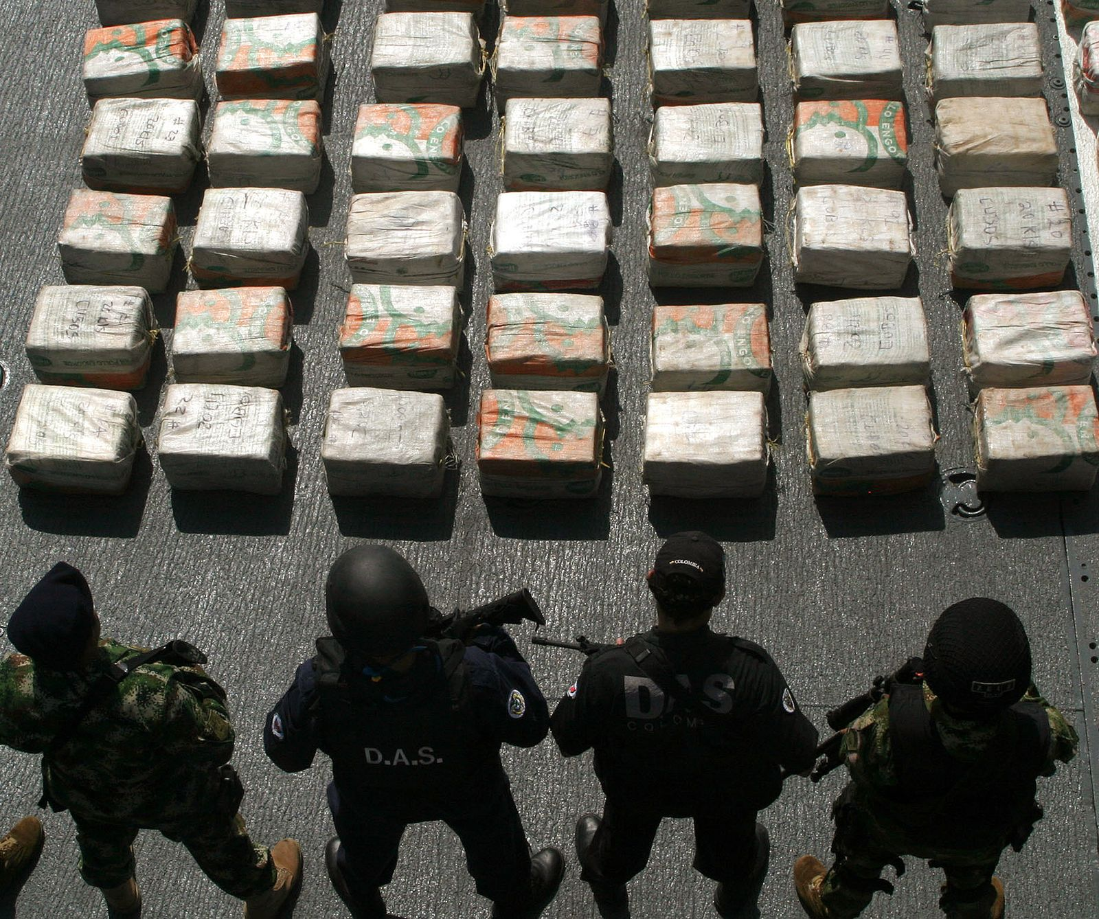 Kolumbien / Kokain / Drogen