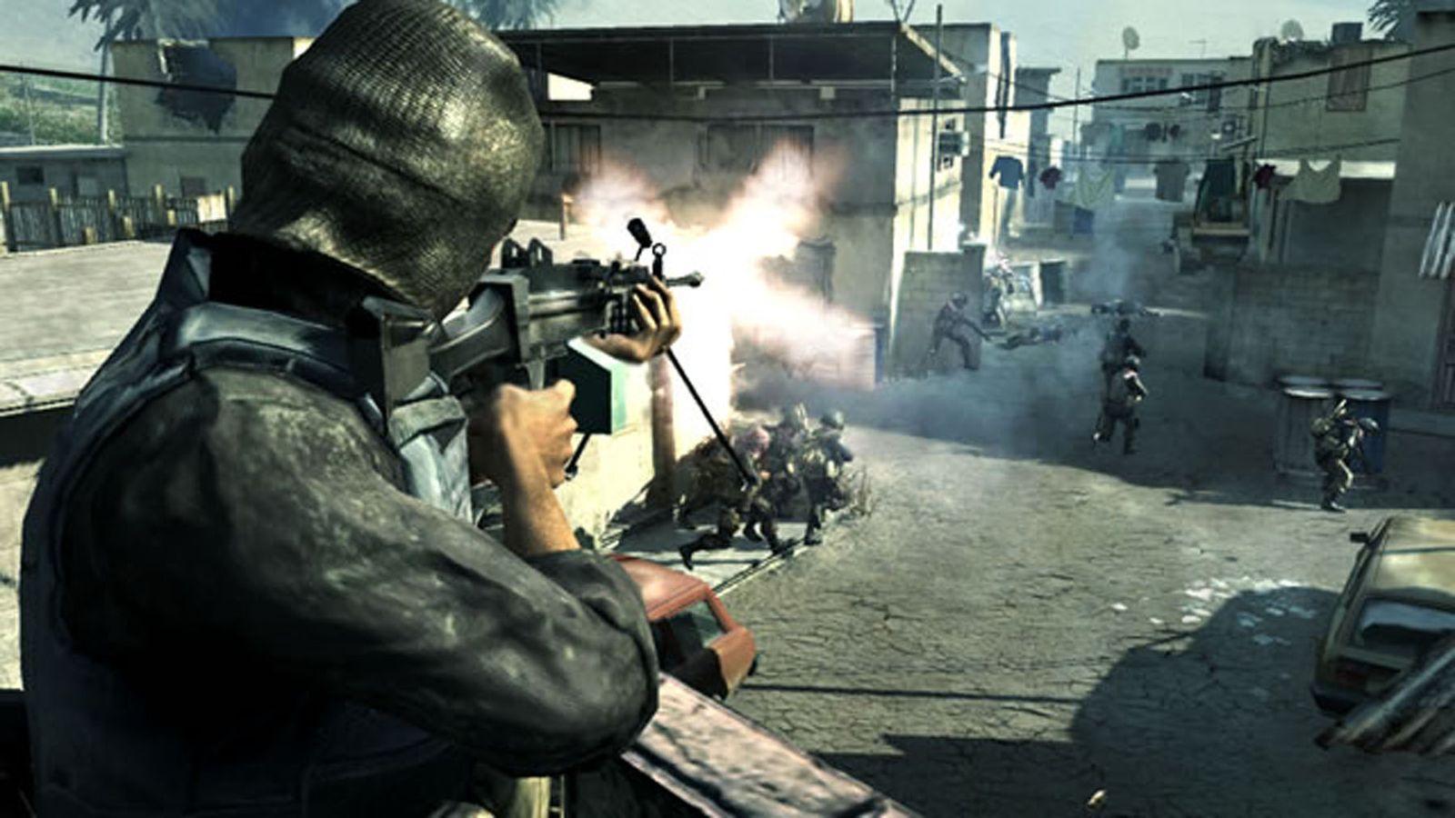 SCREENSHOT Call of Duty / Modern Warfare