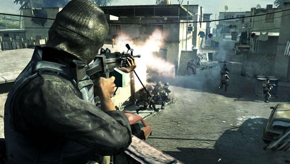 Aktuelle War-Shooter: Hauptsache, es trifft den Richtigen?
