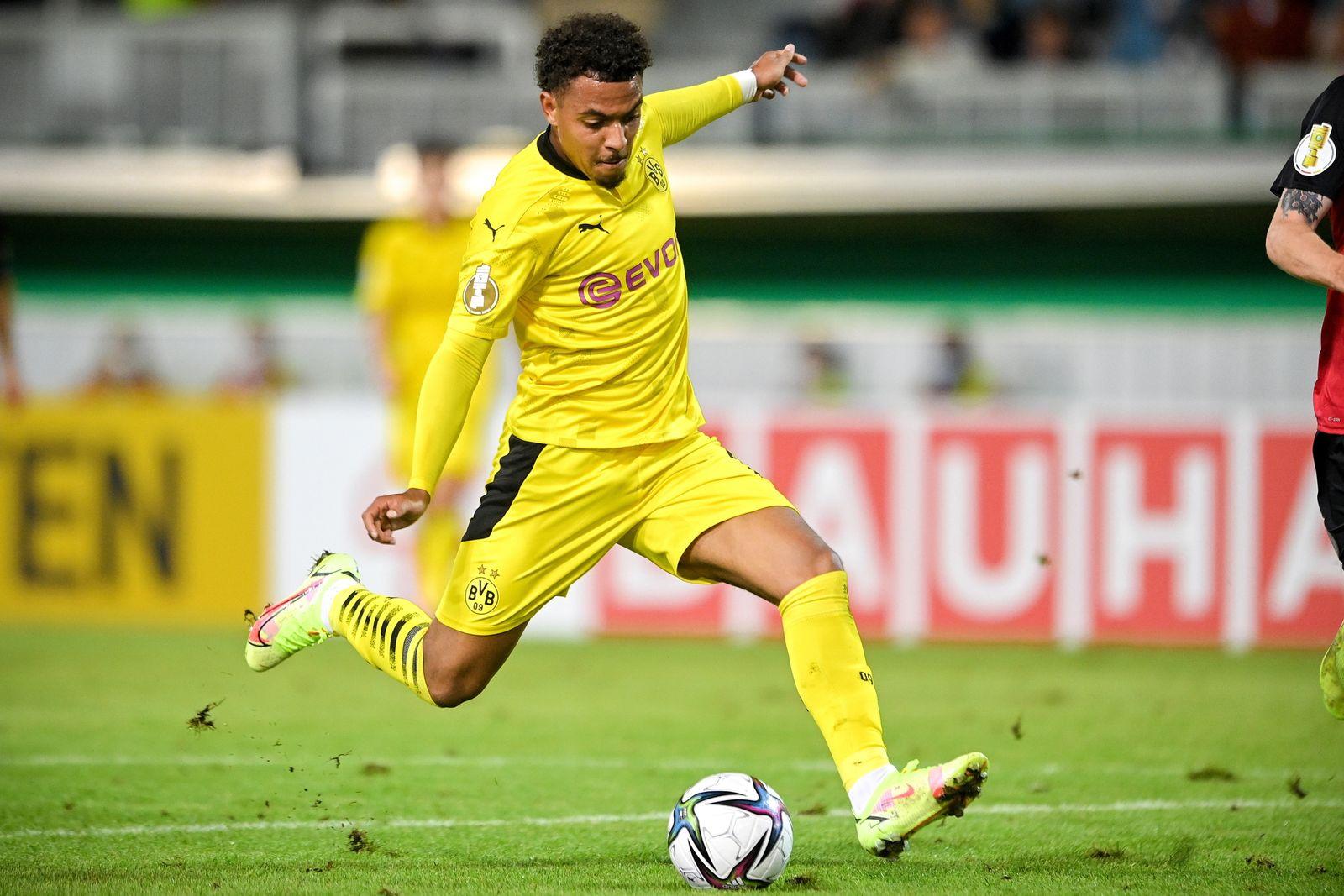Wehen Wiesbaden vs Borussia Dortmund