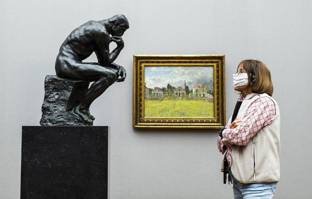 GERMANY-HEALTH-VIRUS-ART-MUSEUM