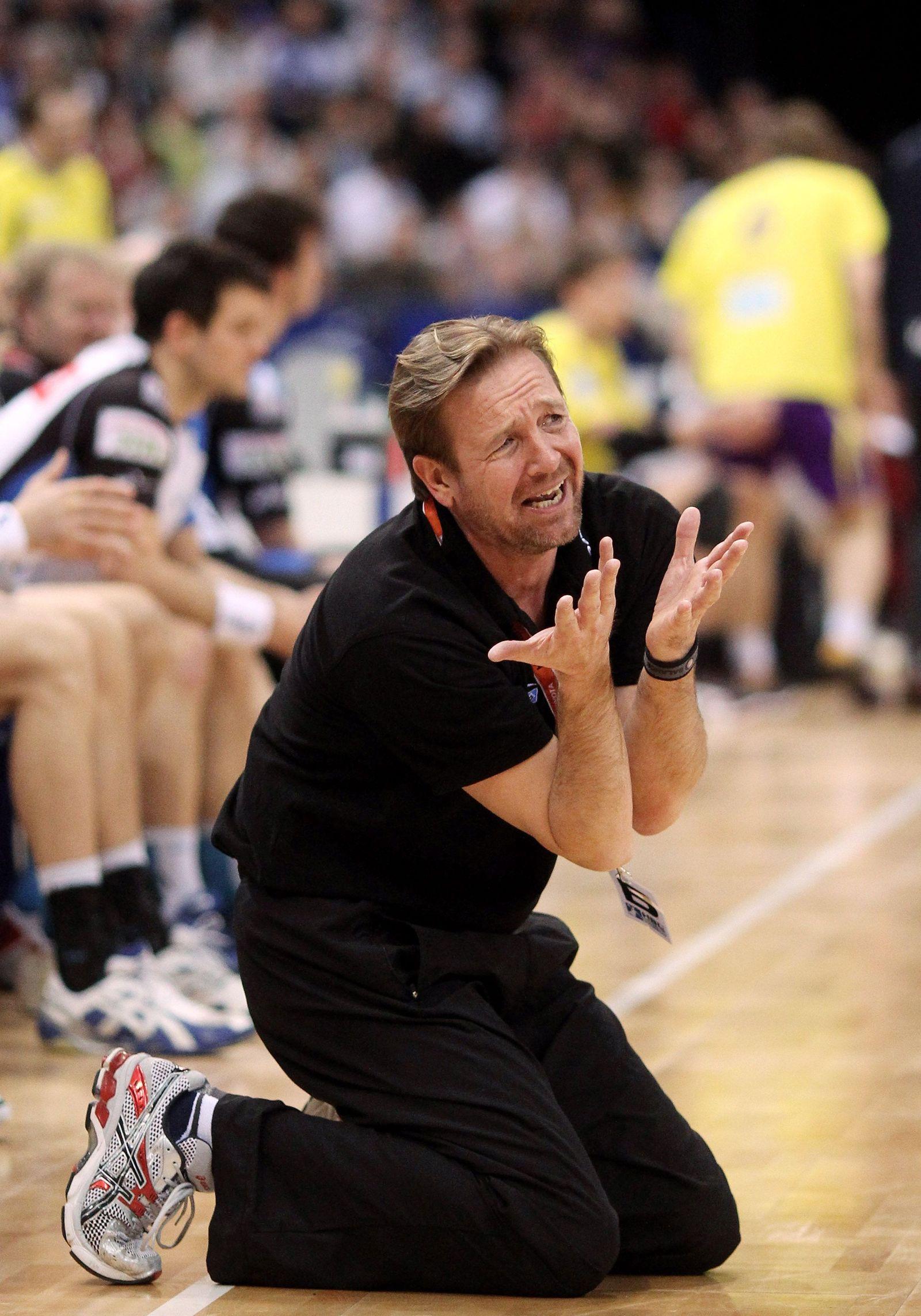 Martin Schwalb / Handball