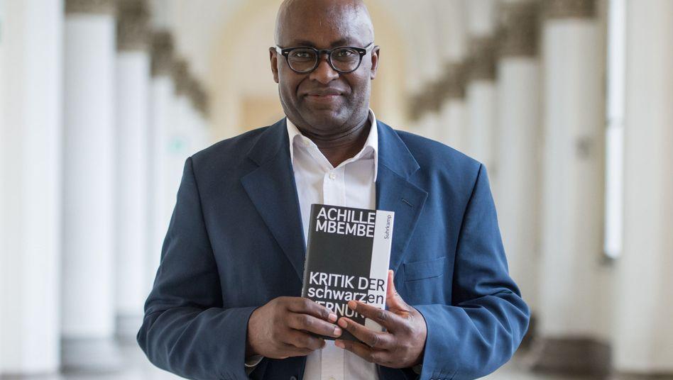Geschwister-Scholl-Preisträger: Der Historiker Achille Mbembe
